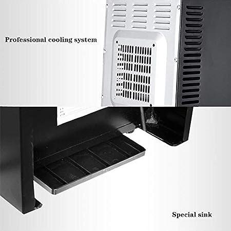 YFGQBCP Mini refrigerador de Vino, compresor Freestanding Freestanding Friler-Counter-Counter Top Rojo/Blanco Vino, Cerveza y Champagne Bodega de Vino-Temperatura Digital Operación silenciosa