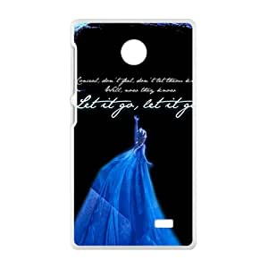 Frozen New Style High Quality Comstom Protective case cover For Nokia Lumia X