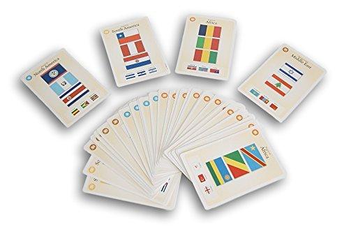 world flash cards - 1