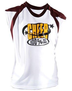 Teamwork Youth Energy Cheer Camp Shirt