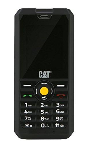 Cat B30telefono cellulare compatto nero