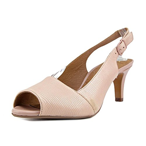 Clarks Pink Shoes - 7
