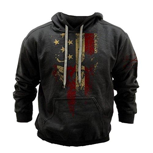 Grunt-Style-American-Reaper-Mens-Hoodie