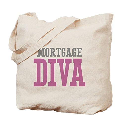 Medium Caqui Mortgage Cafepress Diva Bolsa Lona xXqAwaYBnY