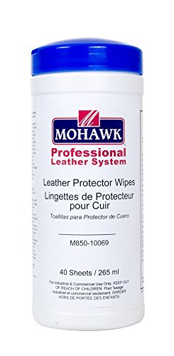 Mohawk Finishing Products Leather Protector Wipes (40 - Finishing Protect