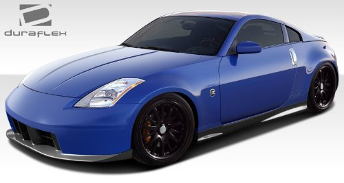 2003-2008 Nissan 350Z Duraflex N-3 Body Kit - 5 Piece 350z Body Kits