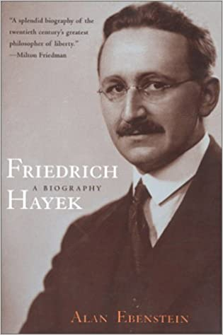 Book Friedrich Hayek: a Biography