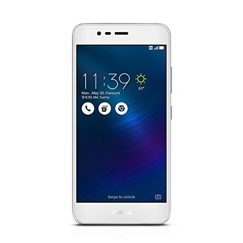 Price comparison product image ASUS ZenFone 3 MAX ZC520TL Smartphone,  5.2-inch,  16GB (Titanium Gray) (Certified Refurbished)