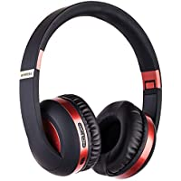 Wireless Headset with Mic, Foldable Bluetooth Headphone...