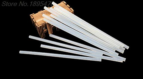 Sewing Tools & Accessory - Wholesale 1700pcs Lot 11mm X 160mm Melt Sticks Gun Craft Album Repair Alloy - Glue Stick Lotion SticksAccessory Fondant Glue Melt Drone Multi Rotor Stick Cak