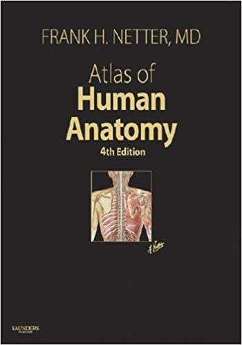 Atlas Of Human Anatomy 4th Edition 9781416036999 Medicine