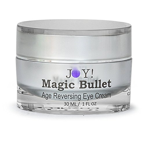- JOY! Magic Bullet Age Reversing Eye Cream. Repair Wrinkles, Puffiness, Dark Circles and Bags. 60 Day Supply