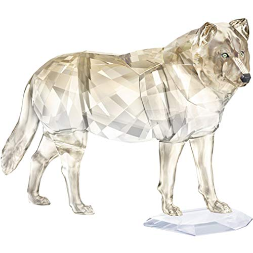 Swarovski 2019 SCS Gray Wolf - Animal Swarovski Crystal