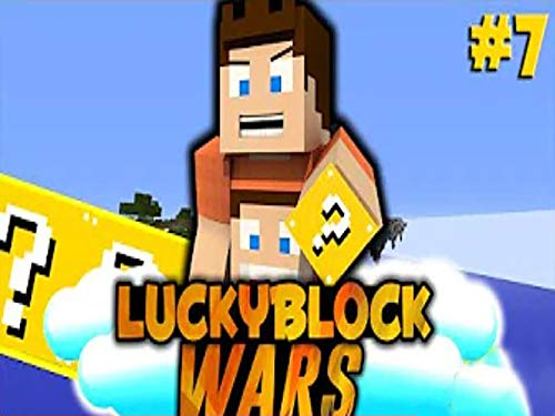 Clip: Minecraft Lucky Block Wars Episode 7 - Compatible 01 Laptop