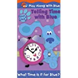 Blue's Clues - Telling Time