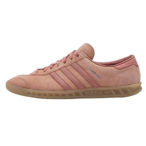 adidas Hamburg Herren Sneaker Pink Pink