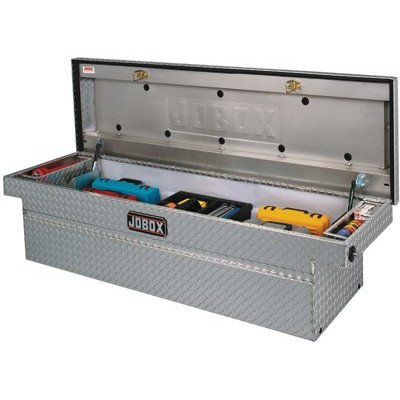 Delta JAC1387980 JOBOX Aluminum Single Lid Crossover Tool Box
