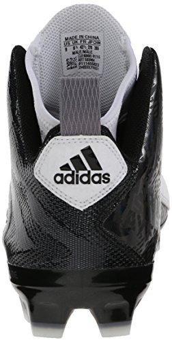 new concept 13fd0 ecbe8 Adidas Performance Mens Crazyquick 2.0 Mid Football Cleat White  Amazon.ca Shoes  Handbags