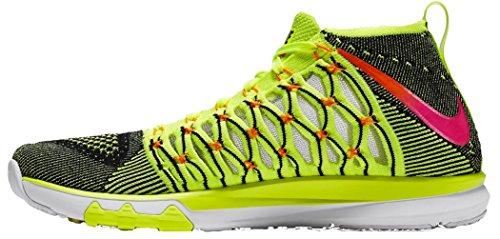 NIKE Mens Train Ultrafast Flyknit Running/Training Shoes Multi-Color/Multi-Color