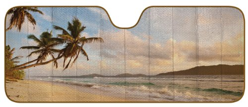 Auto Expressions 804241 Sunshade Accordion product image