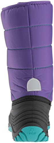 Pictures of Kamik Girls' Cady Snow Boot Purple/Teal NK4701S Purple/Teal 8
