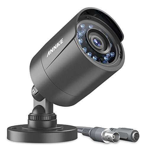 ANNKE 720P Home CCTV Camera System, Indoor/Outdoor Weatherproof Security Camera, Easy Remote Viewing, Superior Night Vision
