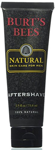 Burt's Bees Natural Skin Care For Men, Aftershave 2.5 oz