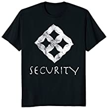 West Africa Adinka EBAN meaning SECURITY t-shirt