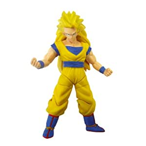 Dragon Ball - Figuras De Acción Con Dragón Super Saiyan 3