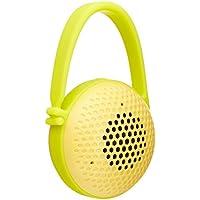 AmazonBasics Nano Bluetooth Speaker - Yellow