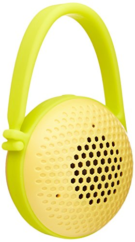 AmazonBasics Nano Bluetooth Speaker Yellow