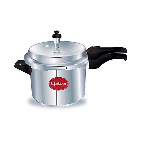 Lifelong Outer Lid Pressure Cooker, 3 Litre