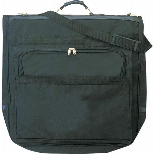 "50"" Heavy Duty 600d Polyester Garment Bag - Black"