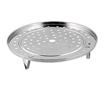 Amazon.com: uxcell Cooking Pot Steaming Stand Canning ...