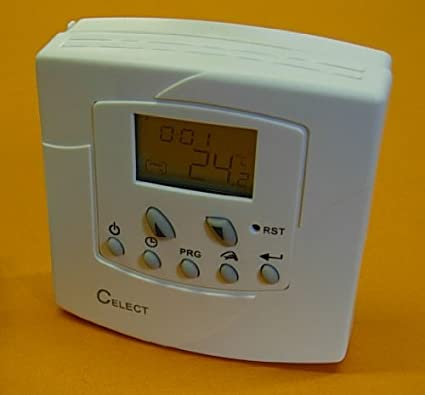 Termostato Digital programable Celect