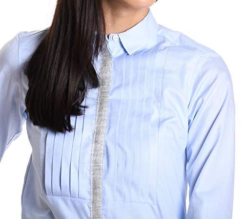 Camicia 980ca0100cam2605208 Azzurro Cotone Donna Eleventy RpwUqdd