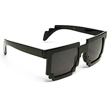 Retro de 8 bits Gafas de sol: Amazon.es: Electrónica