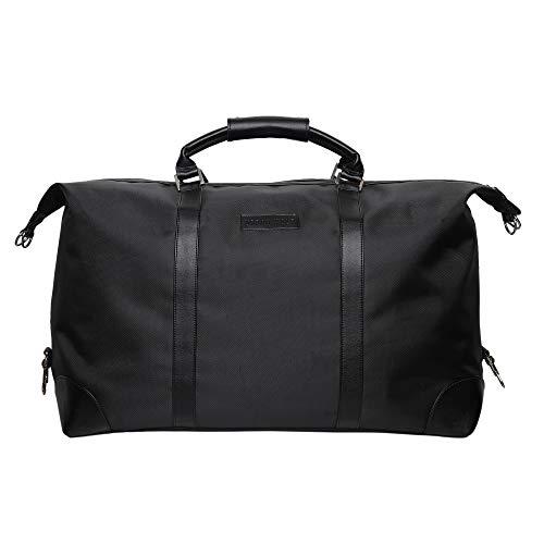 Urban Wolf Faux Leather Duffel Travel Bag