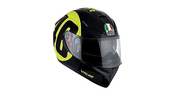 Amazon.es: AGV k3-sv DVS Full Face casco de moto - Bollo 46 ...