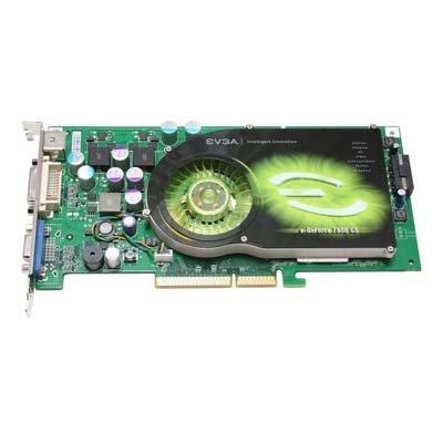 eVGA e-GeForce 7800 GS CO 256MB AGP 256-A8-N506-AX...