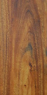 All American Hardwood 700598075052 Exotic Collection Laminate Flooring, 22.8-Square Feet, Honey Acacia