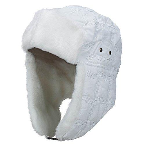 MinLee/Star/Vivian Unisex Stitched ML Winter Trooper Hat - - Flap Hat Nylon E4hats