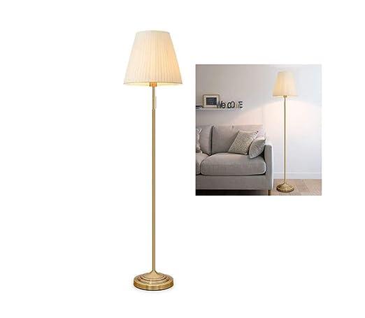 Dormitorio Nordic Moderno Lámpara Lámpara Pie de pie de kn0wOP8