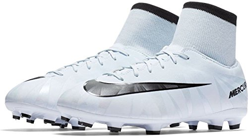 NIKE Jr. Mercurial Victory VI Dynamic Fit CR7 Little/Big Youngsters' Firm-Ground Soccer Cleat – DiZiSports Store