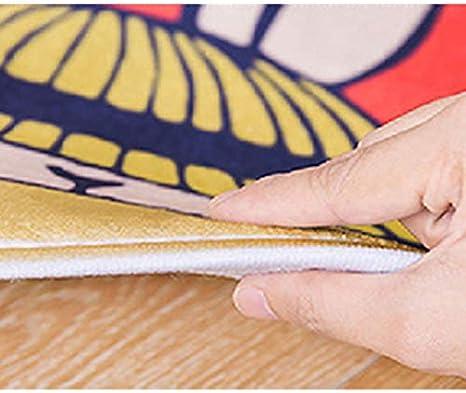 The Papier /«tNF40.20.cA 1 Plus 20 Serviettes en Tissu Fleuri 40 x 40 cm Chocolat