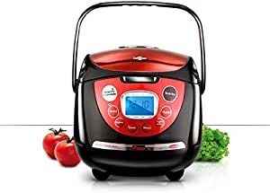Robot Cocina Rojo con Voz-LUFTHOUS: Amazon.es