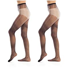 These elegant, slimming fashion pantyhose are naturally sheer and shiny with a smooth, silky and soft feel.  Ultra sheer shiny glossy pantyhose maximum comfort for legs, and these tights can be used in performances or any occasion.  4 colors ...