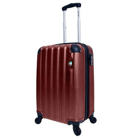 mia-toro-lega-spazzolato-hardside-spinner-carry-on-burgundy-one-size