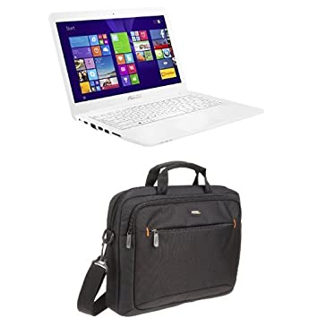 a2c4a9ea6236c7 Pack Amazon Asus E402MA-WX0003T PC Portable 14 quot  Blanc (Intel Celeron, 2