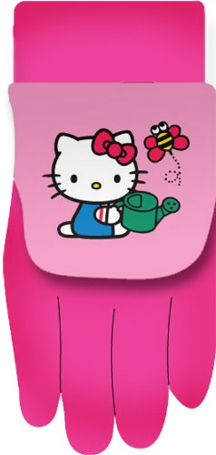 Hello Kitty Gardening Gloves